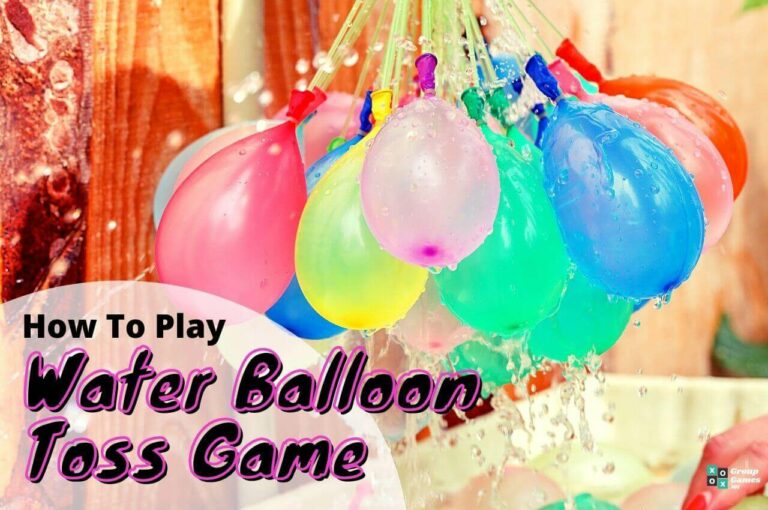 Water Balloon Toss Game Image