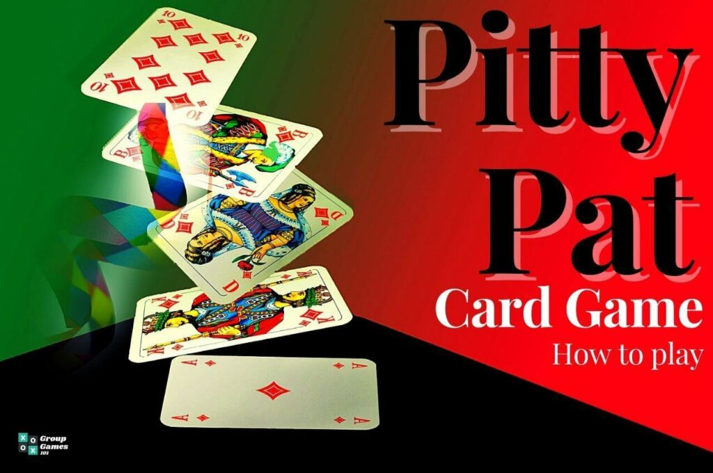 Pitty Pat Card Game Image