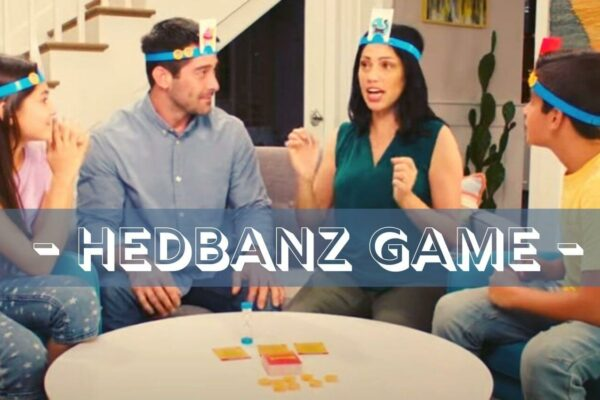 Hedbanz game rules image