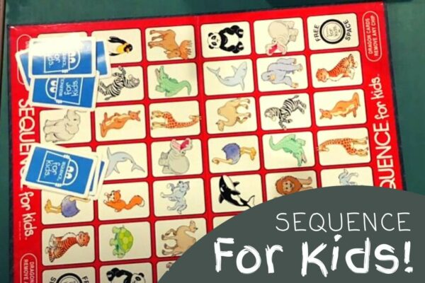 Sequence for kids game image