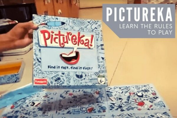 Pictureka game rules image