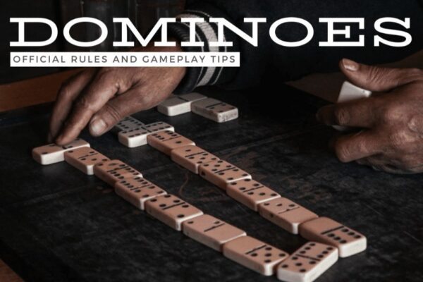 Official domino rules image