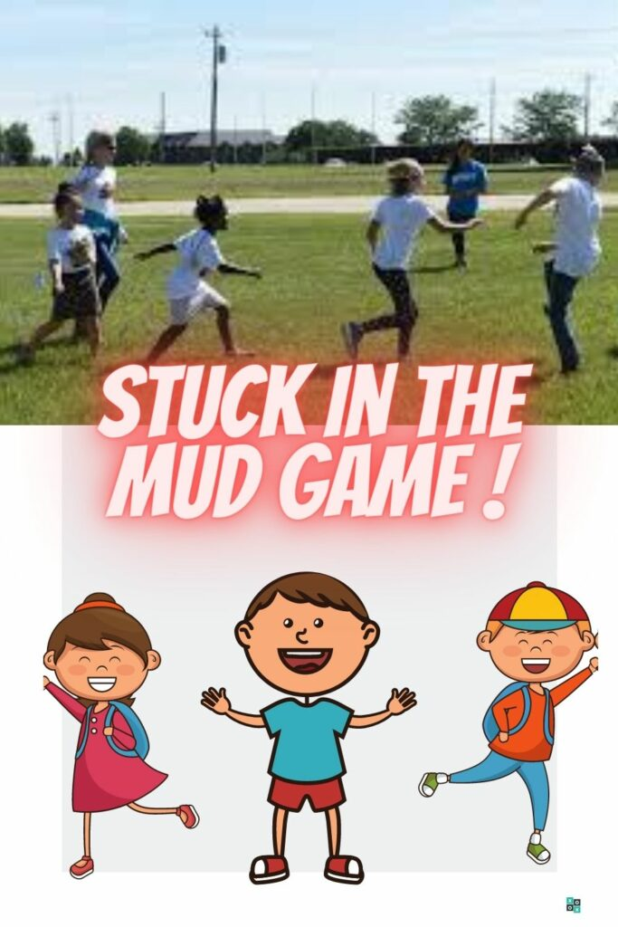 Stuck in the mud image