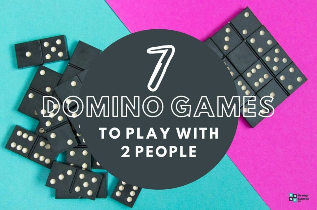 domino games to play with 2 people image