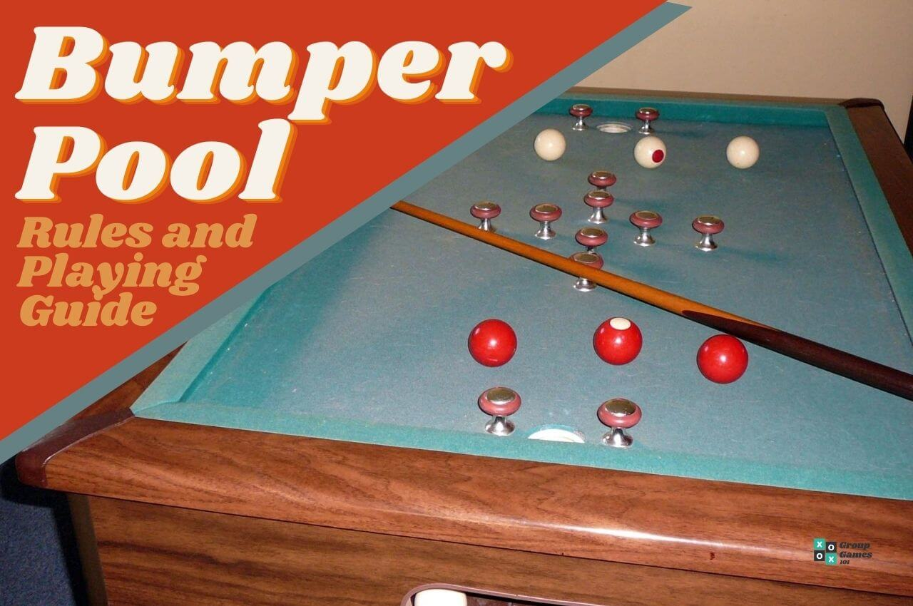Bumper Pool Rules And Instructions On How To Play