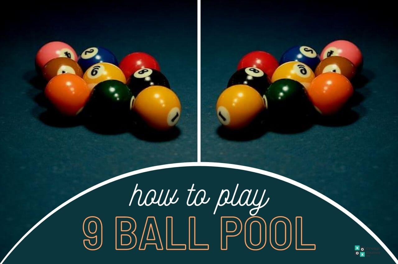 9 Ball Rules How To Play 9 Ball Pool Group Games 101