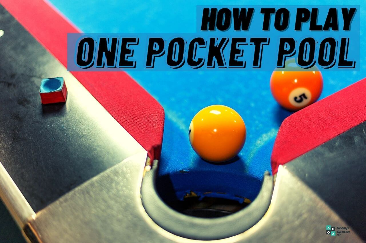 How to play One-Pocket pool image