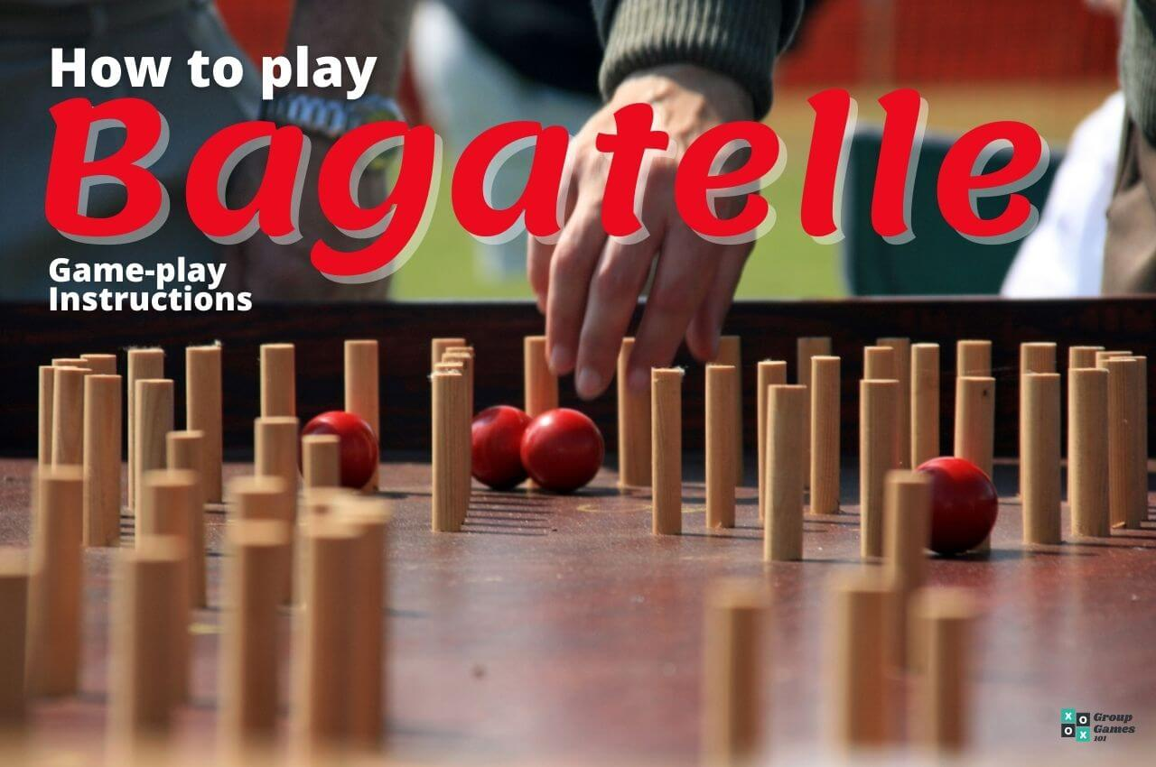 bagatelle game rules