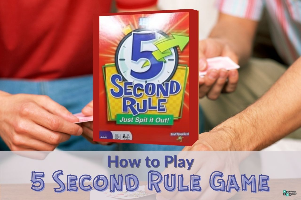 5 Second Rule board game image