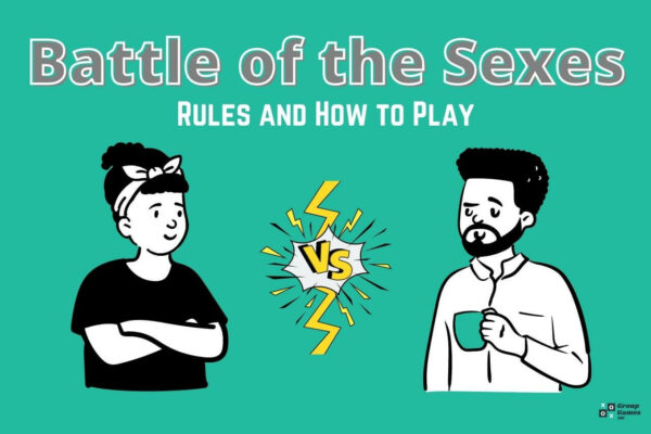 battle of the sexes game rules image