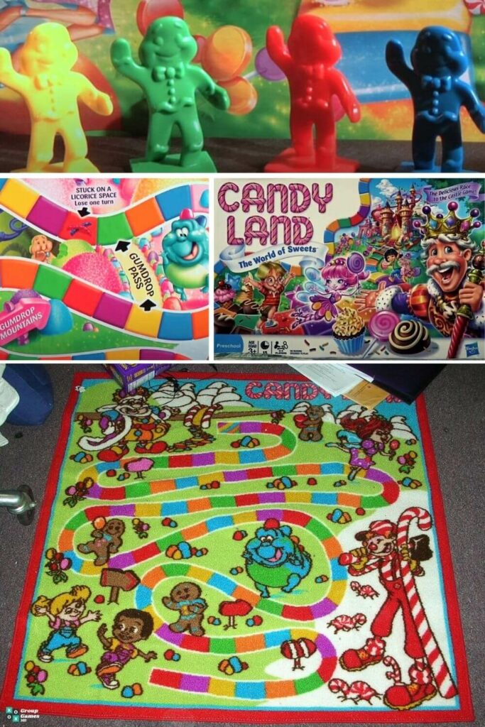 Candyland the game image