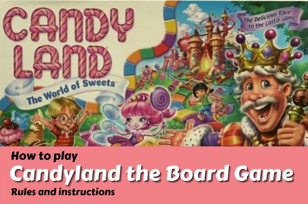 How to play candyland image