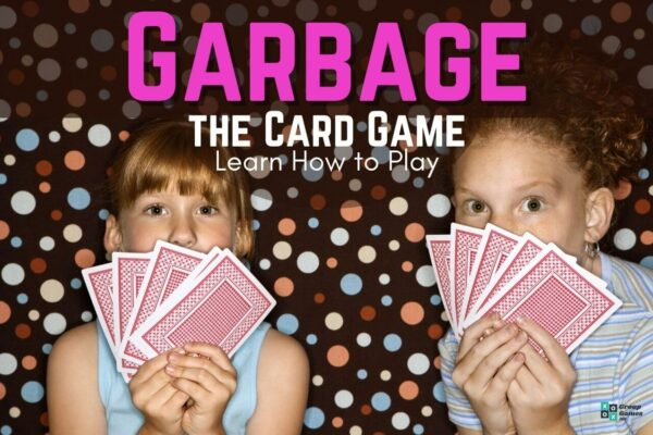 how to play Garbage Card game image