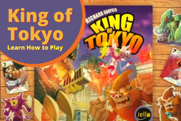 King Of Tokyo Rules Image