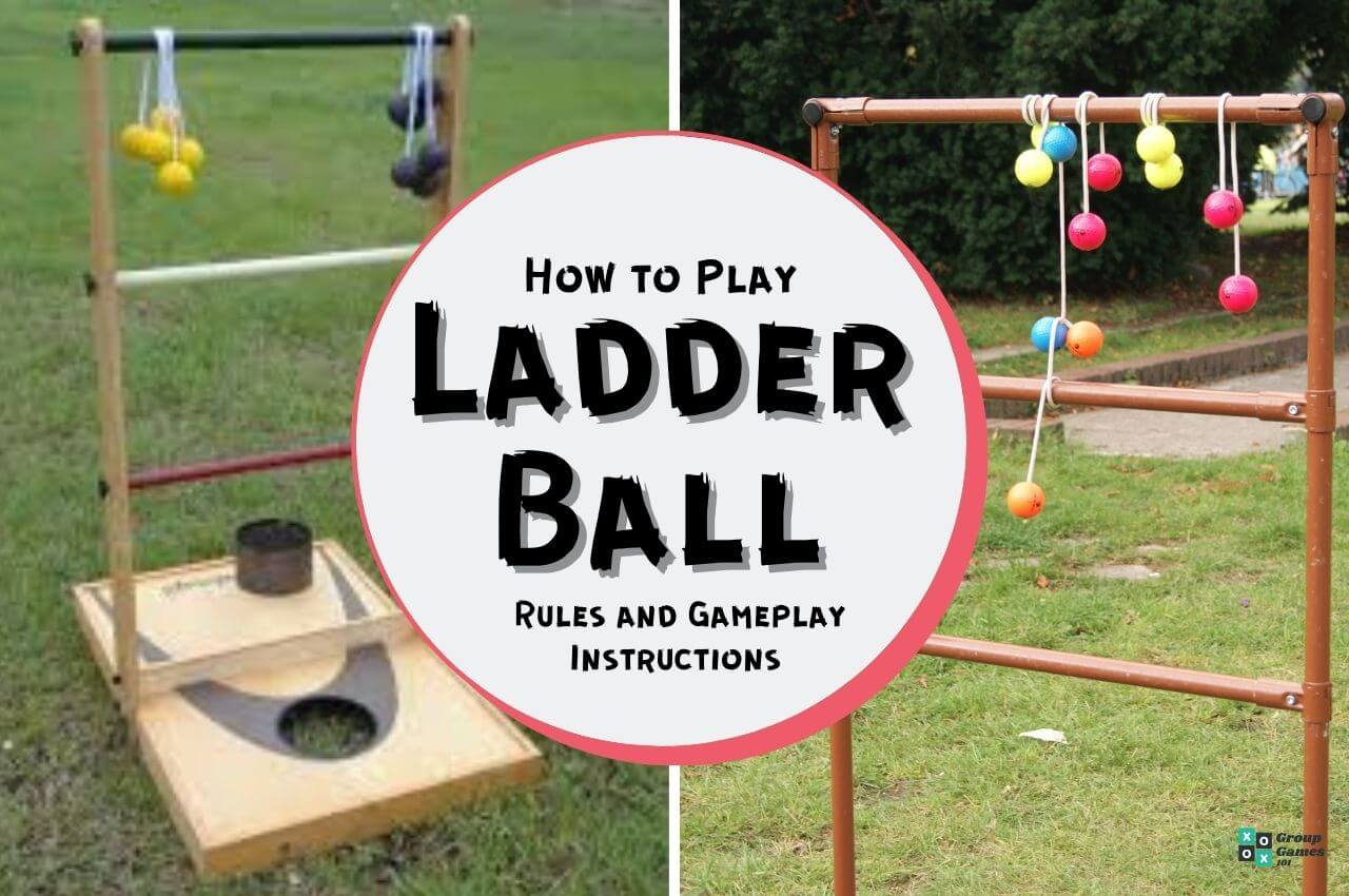 How to play ladder ball image