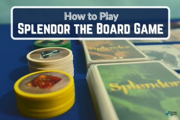 How to play splendor the board game image