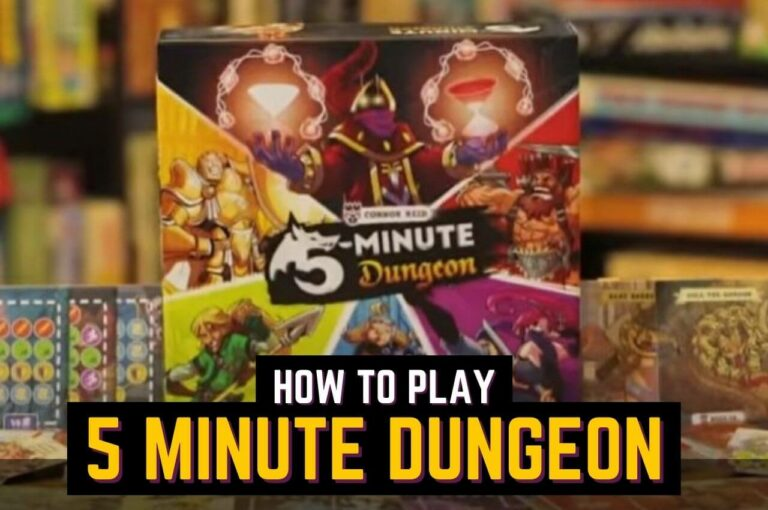 5 minute dungeon game image