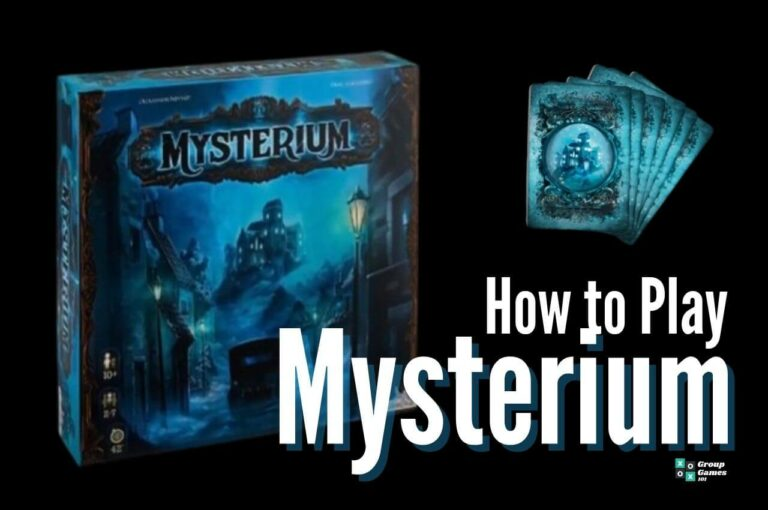 How to Play Mysterium image