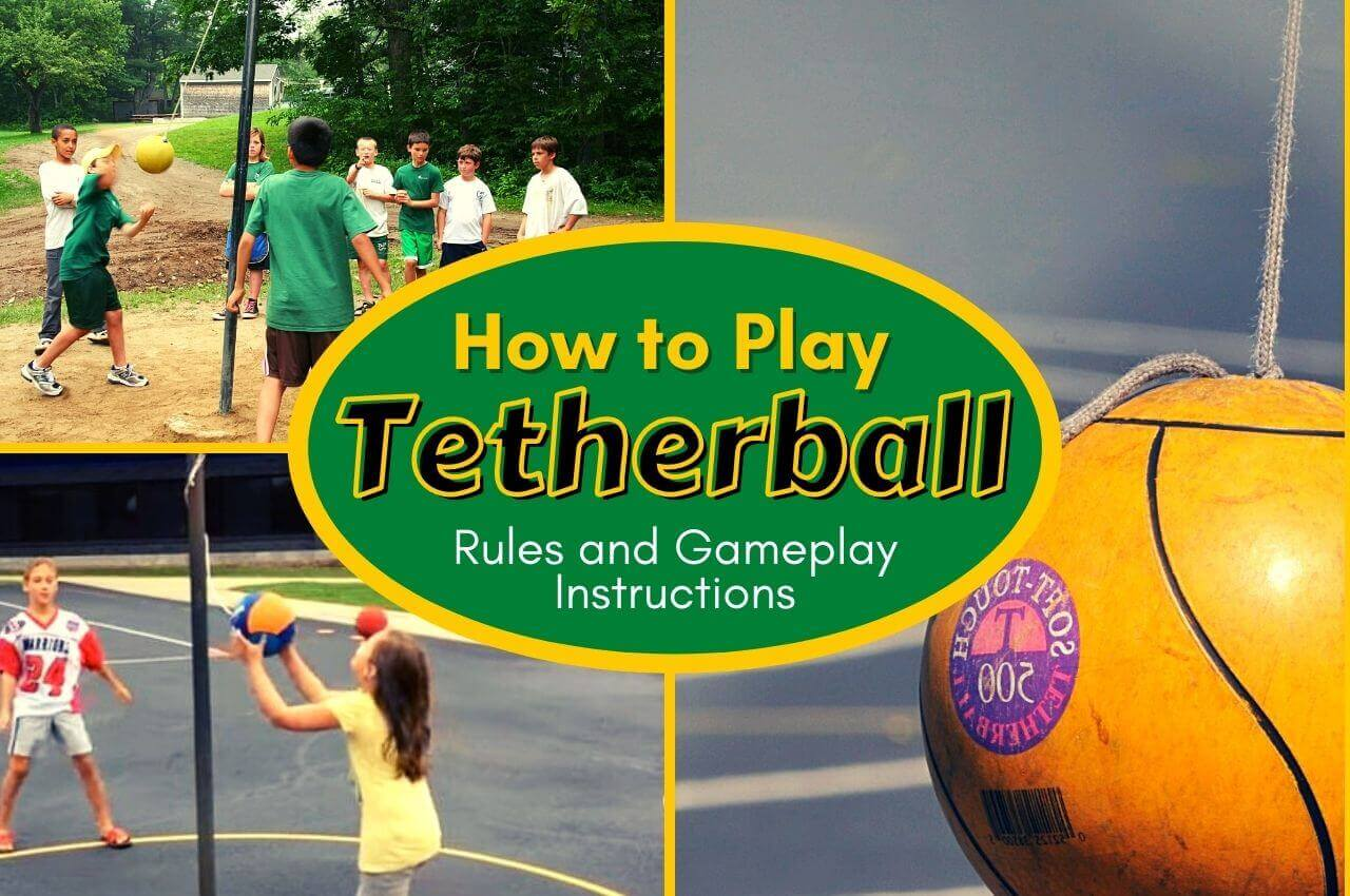 Tetherball Game Rules Image