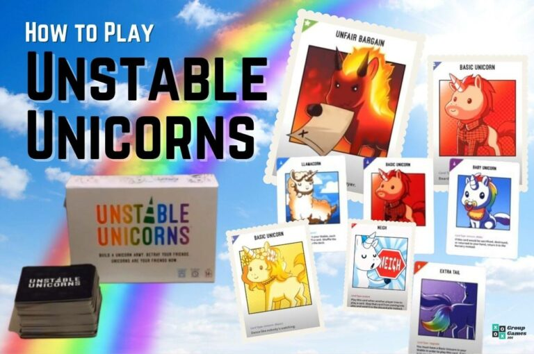 how to play unstable unicorns image