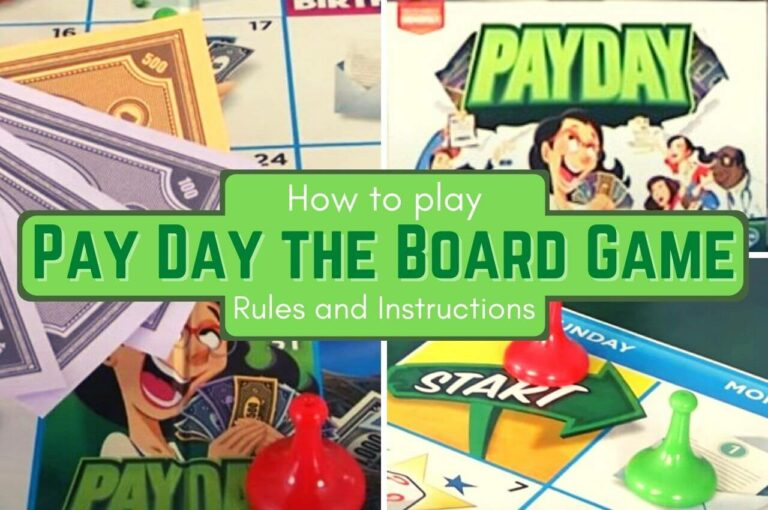 Pay Day Board Game Image