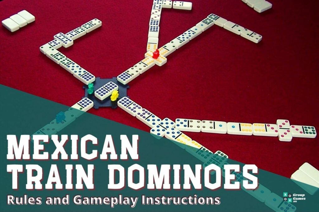 Mexican Train Dominoes Rules image