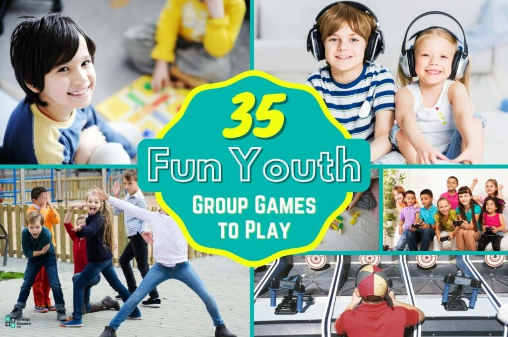 youth group games image