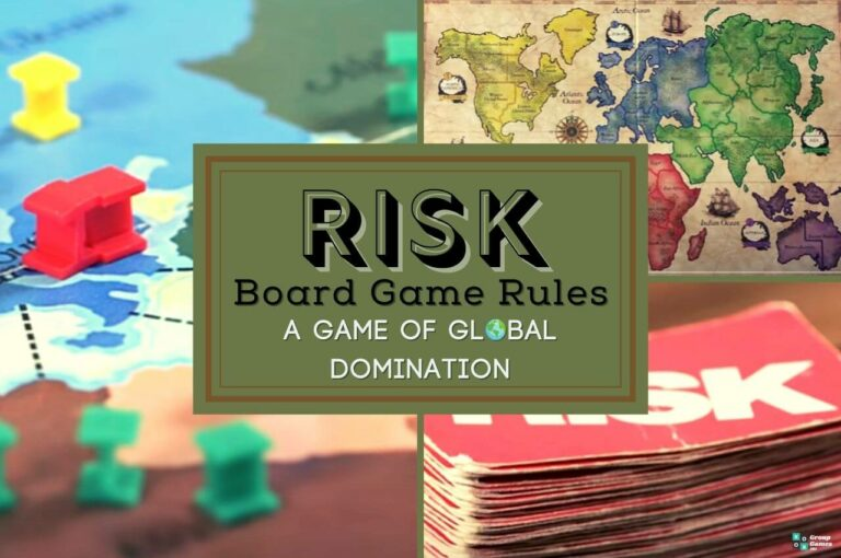 Risk board game rules image