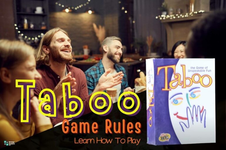 Taboo game rules image