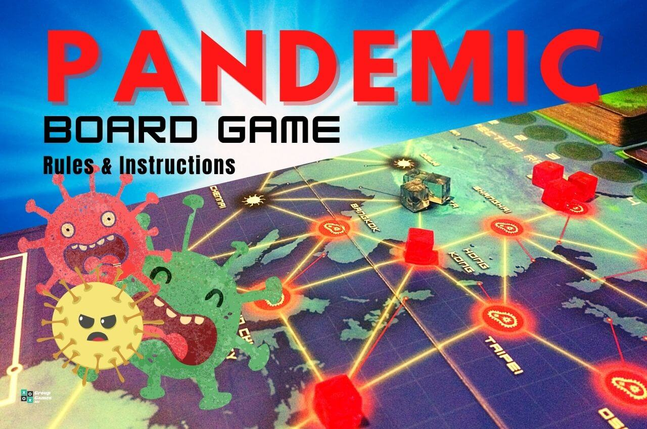 pandemic board game rules image