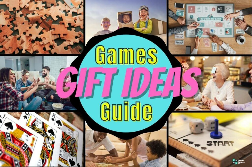 Games Gift ideas Image