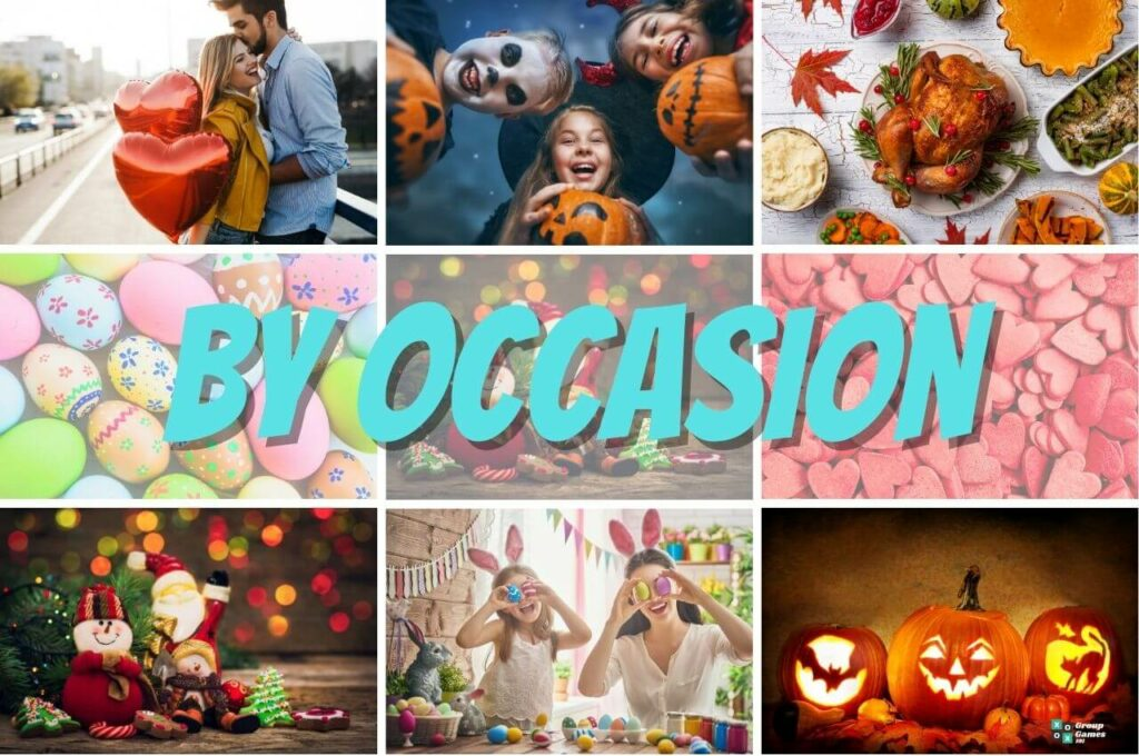 game gift ideas by occasion image