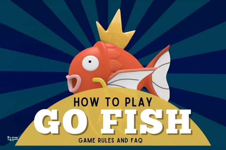 Go Fish rules image