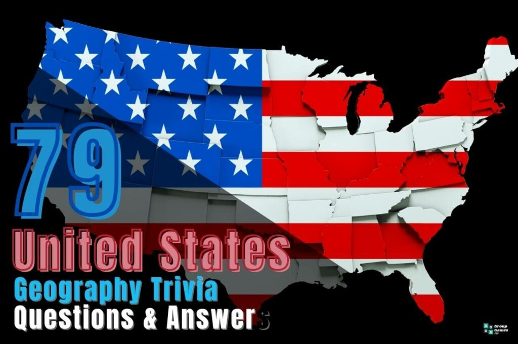 United States geography trivia questions