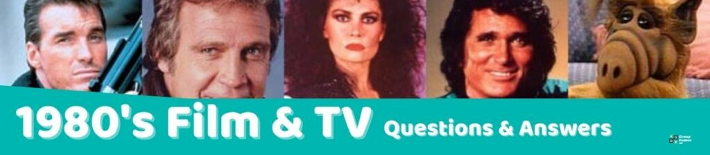 film & tv 1980's Trivia Questions and Answers image