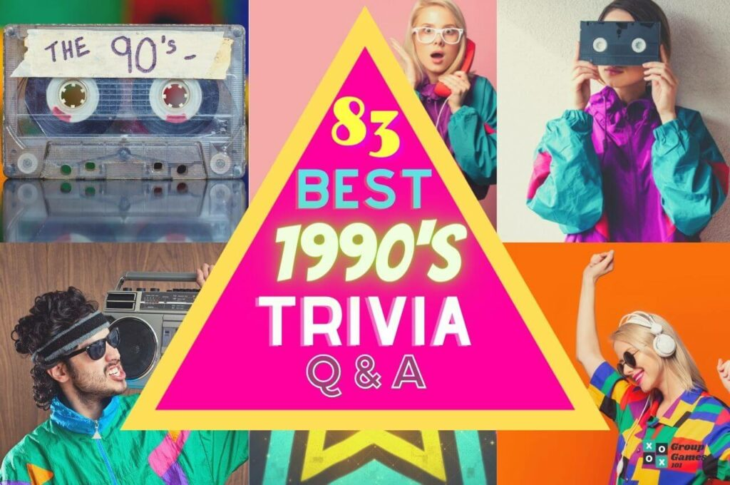 90's trivia questions Image