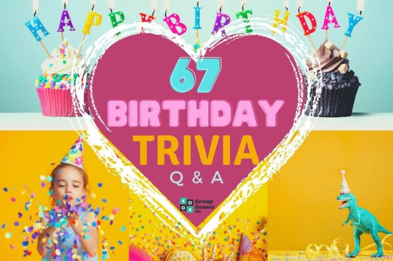 Birthday trivia questions and answers Image