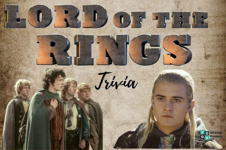 Lord of the Rings trivia questions and answers Image