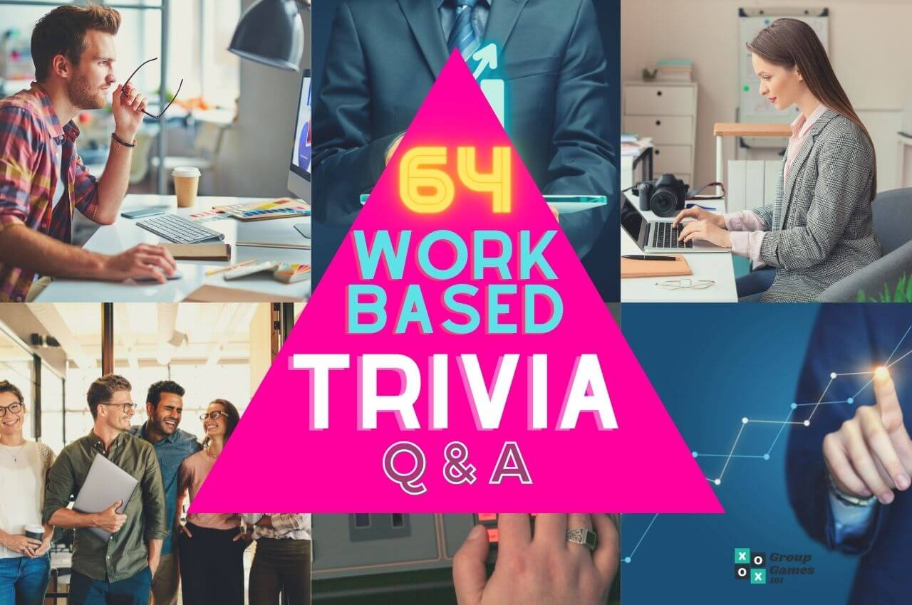 Work Trivia Questions Image