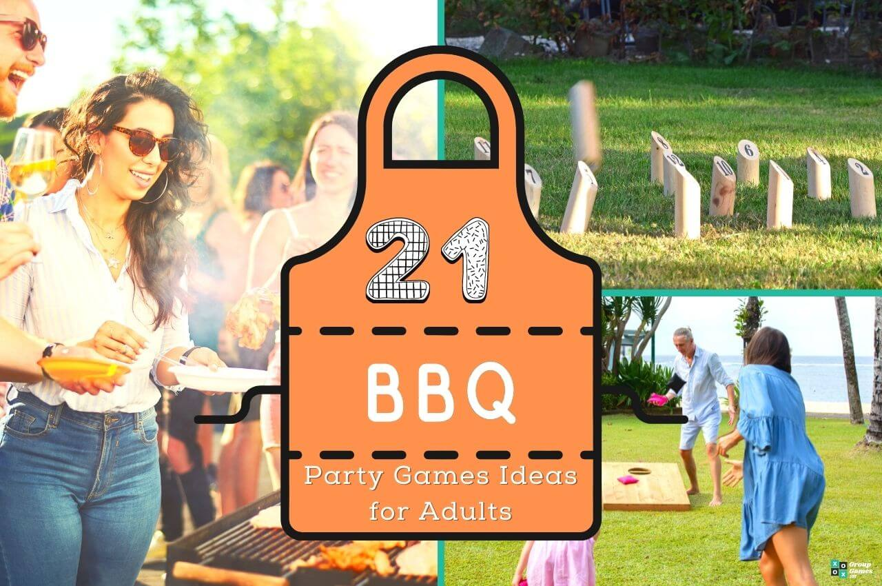 bbq party game ideas for adults Image