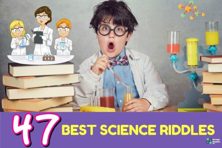 science riddles Image