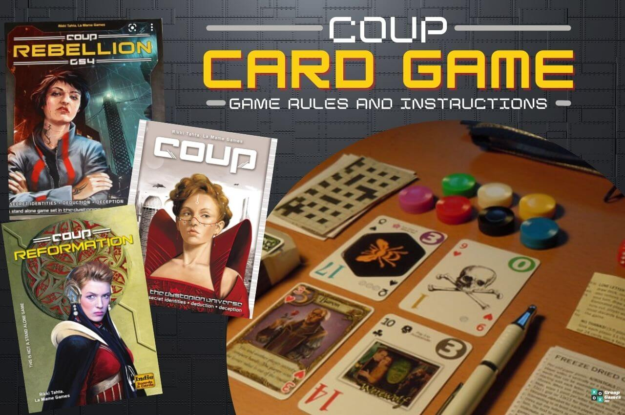 coup card game rules Image