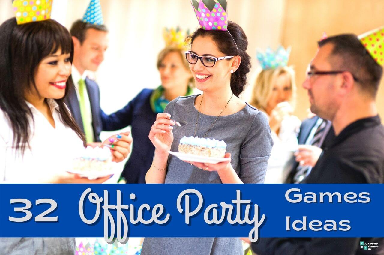 office party games Image