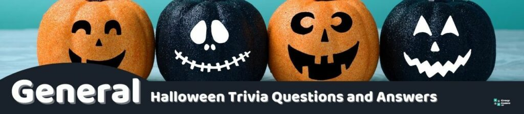General Halloween Trivia Questions and Answers Image