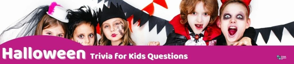 Halloween Trivia for Kids Questions Image