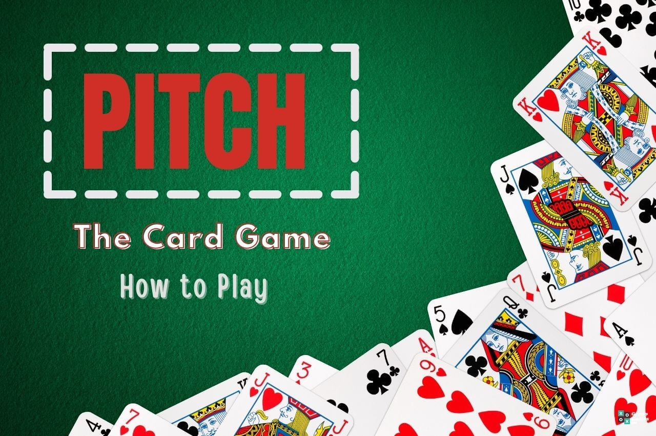 Pitch card game rules Image