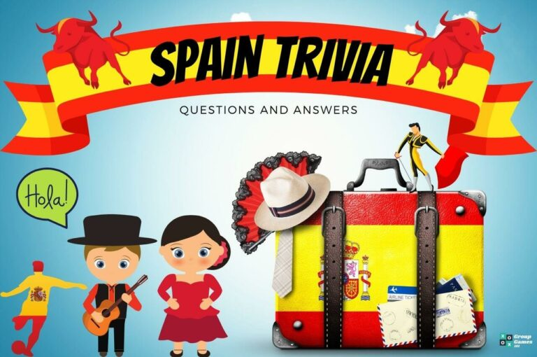 Spain trivia questions Image