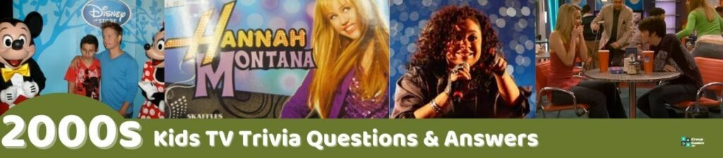 2000s Kids TV questions Image