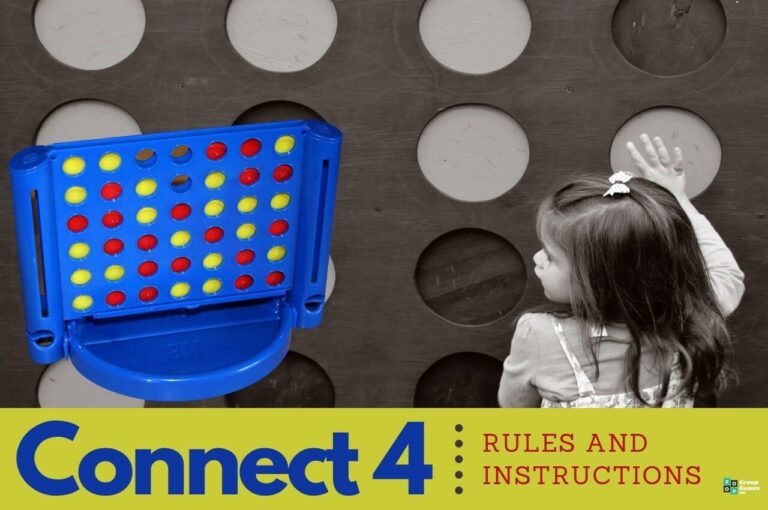 Connect four rules Image