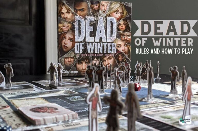 Dead of Winter rules Image